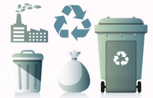 Gestión responsable de residuos